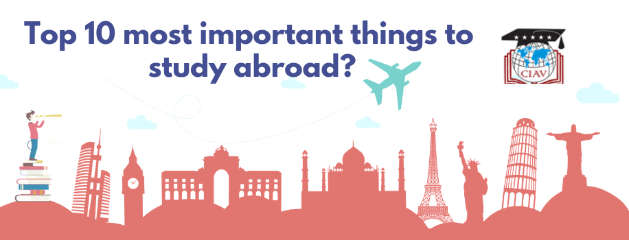 Important things to know about abroad education